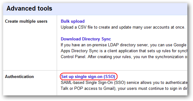 Setting up Google Apps Single Sign On (SSO) with ADFS 2 0 and a